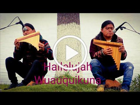 Hallelujah beautiful, relaxing music by Wuauquikuna