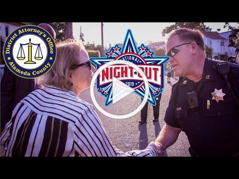 National Night Out 2019   Alameda County District Attorney's Office