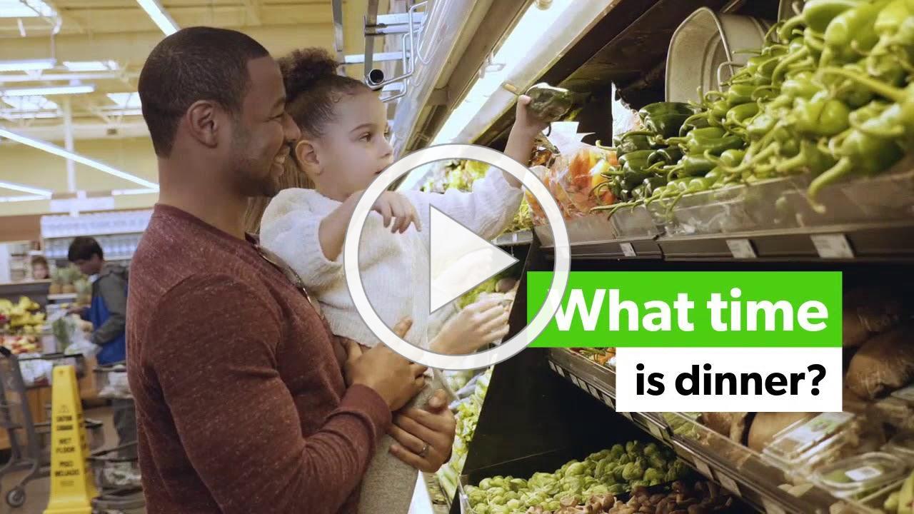 Talk Math: What Time is Dinner? | arbetterbeginnings.com
