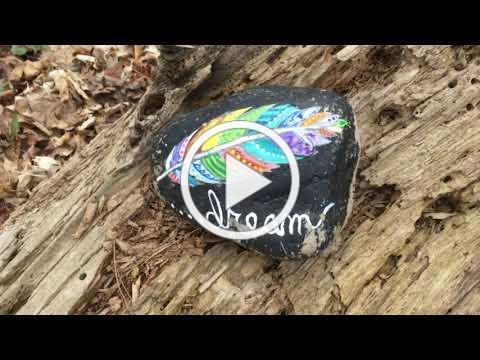 West Oak Trails - Motivational Rocks