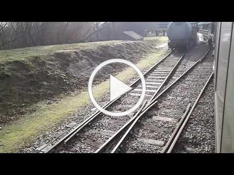 Short Journey on the Bluebell Railway