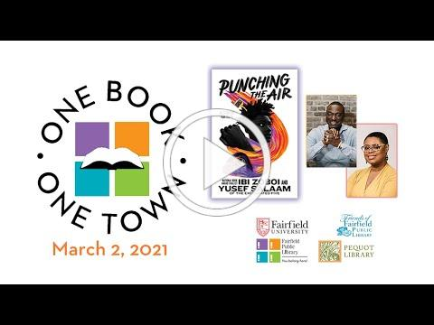 """Fairfield Public Library's One Book One Town 
