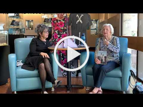 Our Lives, Our Future talks with Rose Schindler about the Holocaust.