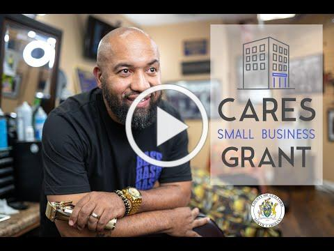 CARES Small Business Assistance Grant Program