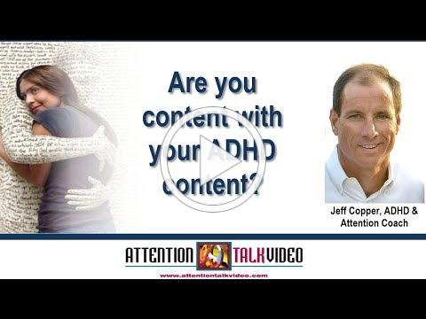 ADHD Insights: Creating Content