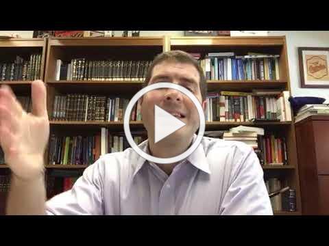 You Are Here 5780: Rabbi Jesse Olitzky on Elul and Forgiveness
