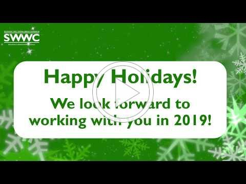 Happy Holidays from SWWC 2018