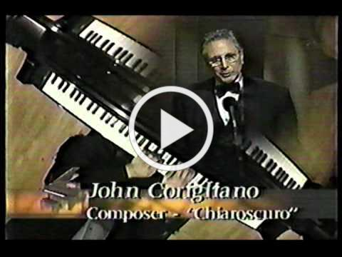 "Duo Turgeon plays Corigliano: ""Strobe"" from Chiaroscuro"