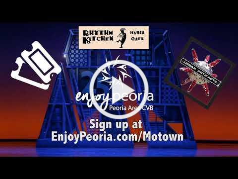 Motown the Musical Ticket Giveaway