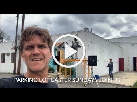 WORD LIFE CENTER: Easter Sunday Invite 2020