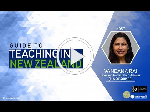 A GUIDE TO TEACHING IN NEW ZEALAND Part 2