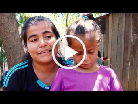 Karen - A Sponsored Child in Nicaragua