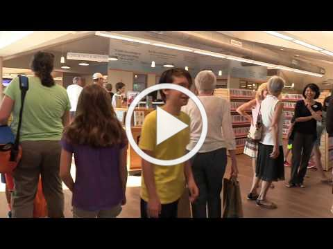"""NEW"" Radnor Memorial Library"