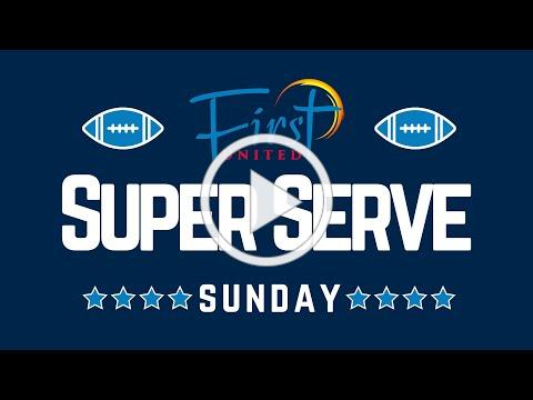 Super Serve Sunday - February 2, 2020