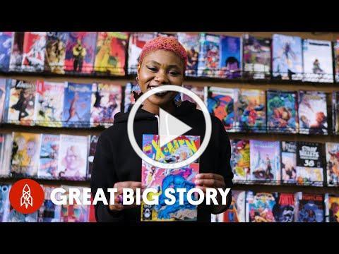 The Comic Book Store Championing Diversity