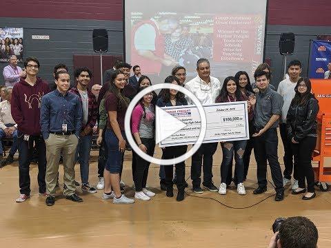 Cesar Gutierrez - Harbor Freight Tools for Schools