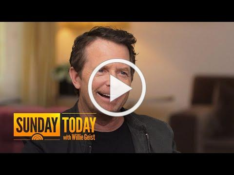 Michael J. Fox Rediscovers His Optimism: 'There Is No Other Choice' | Sunday TODAY