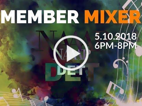 NAAAP Detroit - Member Mixer on 05.10.2018