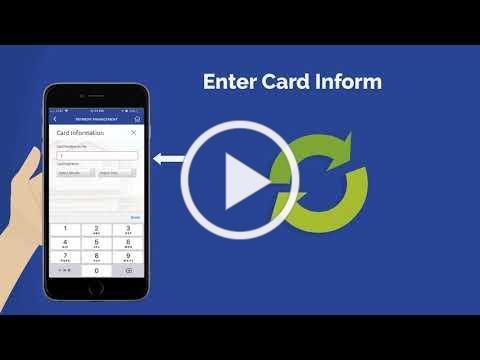eKEY Payment Management Update