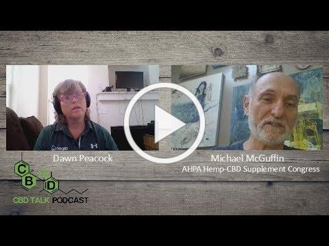 Episode #84 July 30, 2019 with Michael McGuffin