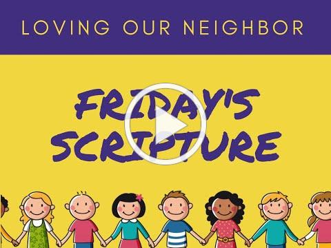VBS 2020 Friday Scripture/Joy
