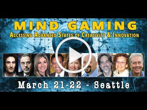 MIND GAMING- Accessing Advanced States of Creativity and Innovation: 6th-Annual ANP Conference 2020