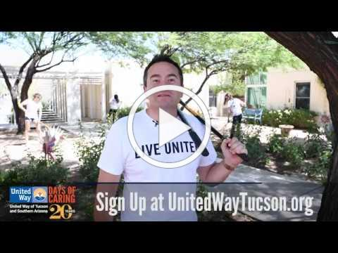 20th Annual United Ways Days of Caring!