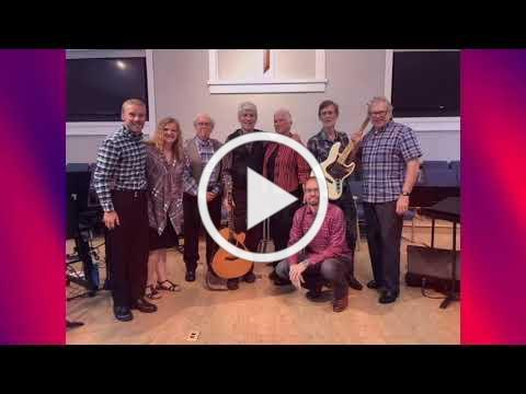Come, Now Is The Time To Worship - an email recording from the Connections band at Pinehurst UMC