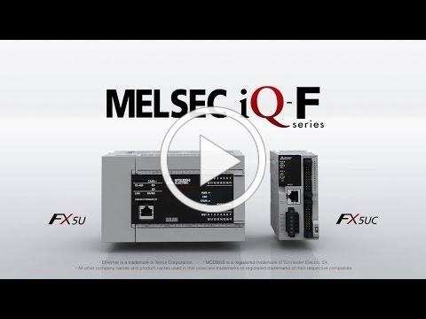 MELSEC iQ-F - The next level of industry