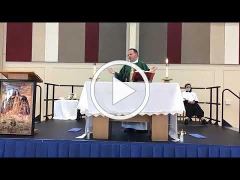 RPA Mass with Fr. Paul
