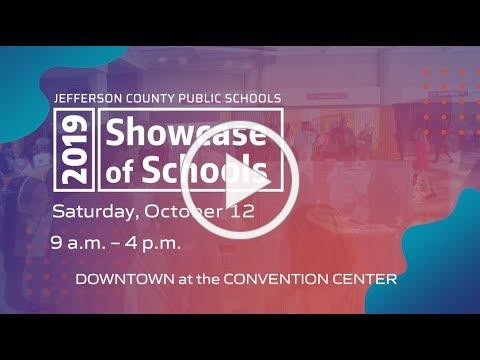 JCPS Showcase of Schools 2019