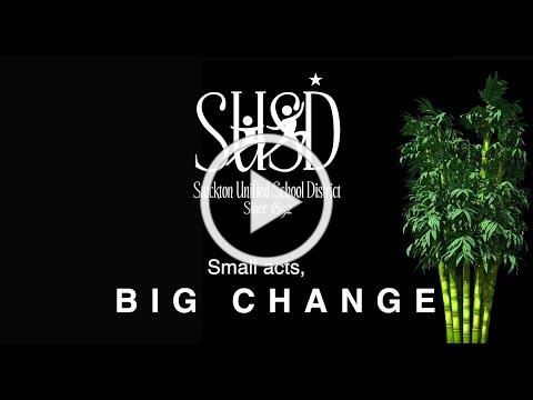Small Acts, Big Change