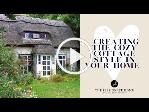 Cozy Cottage Style Ideas