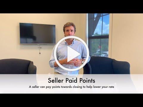 Making Use of Seller Paid Points