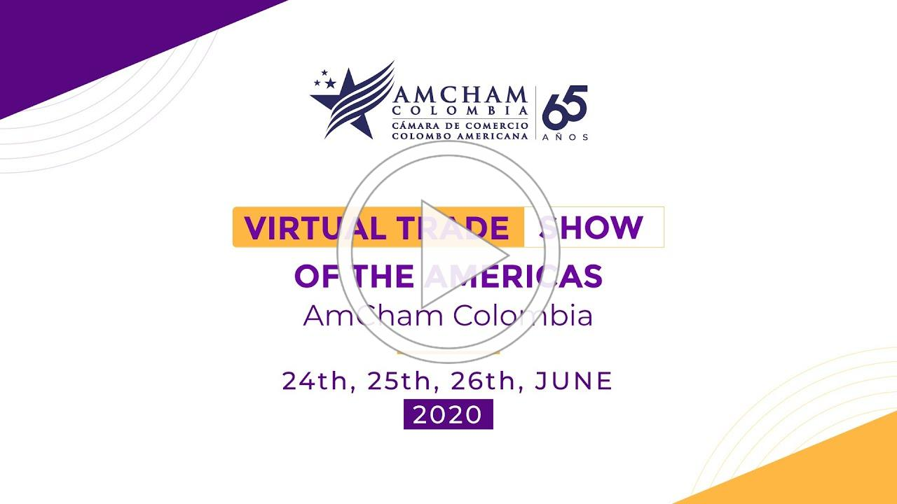 Virtual Trade Show AmCham Colombia