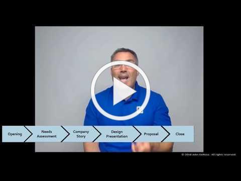 John DeRosa's Introduction to the Sales Process
