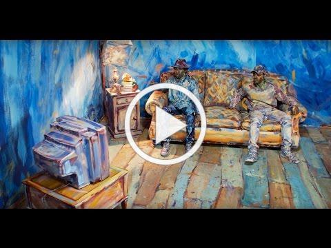 """Color of Reality"" by Alexa Meade   Jon Boogz   Lil Buck"