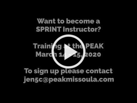 Sprint training teaser