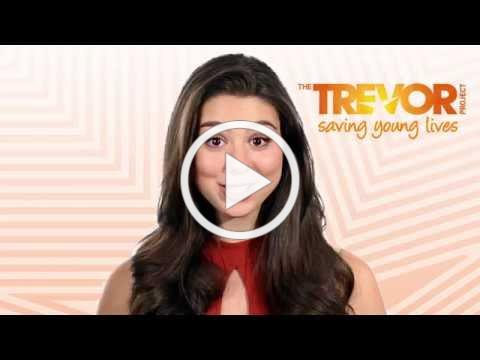 Connect Digitally With The Trevor Project: National Suicide Prevention Month PSA With Kira Kosarin