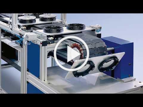 Recirculating Pallet Conveyor SPU 2040