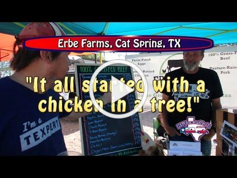 Organic, Sustainable Farming: Erbe Ranch, Cat Spring TX
