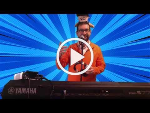 Purim Show with Rabbi Jake 2021/5781