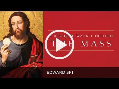 A Biblical Walk Through the Mass Teaser