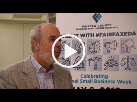 Financial expert Ric Edelman explains why Fairfax County is a great place to grow a business
