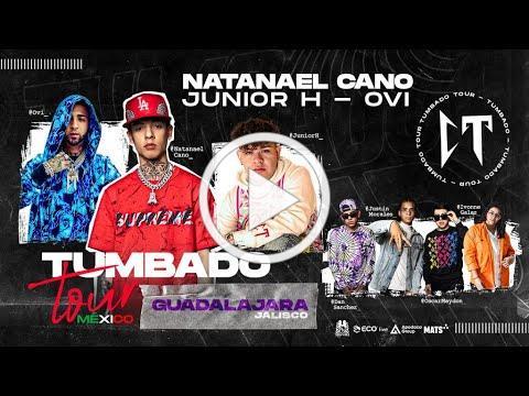 Tumbado Tour: Guadalajara, Jal. Mexico