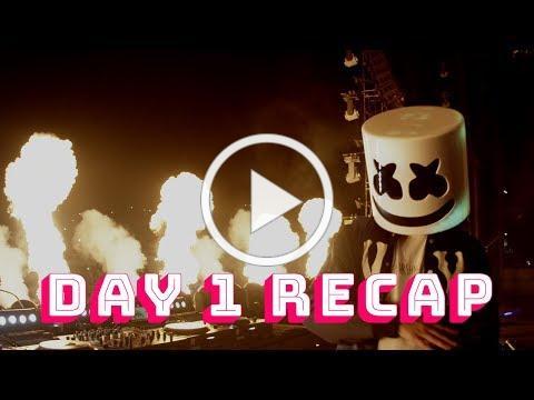Electric Zoo: The Big 10 - Day 1 Recap