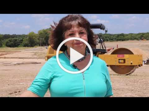 Buda City Park Construction Update - July 17, 2019