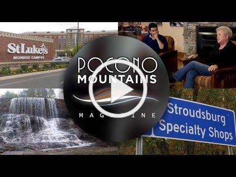 Pocono Mountains Magazine Premiere | November 2020 (EP 2)