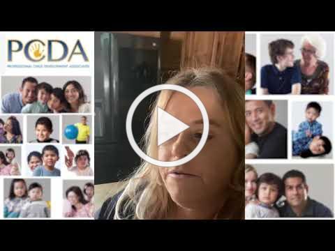 Family Testimonial: Bella and PCDA