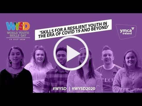 'Skills for a Resilient Youth in the Era of COVID-19 and Beyond' #WYSD